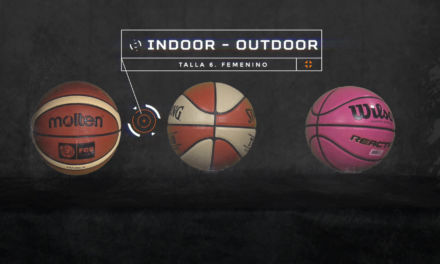 Molten BGGX, Spalding TF 250 Bicolor y Wilson Reaction. Talla 6. Baloncesto femenino