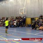 Interpretación reglas baloncesto. Alvaro Muelas. II SISB