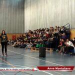 Video: La figura de la entrenadora de baloncesto. Anna Montañana. SISB