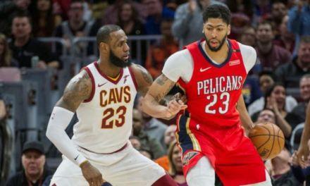 LeBron James, ¿el Grinch de la NBA?