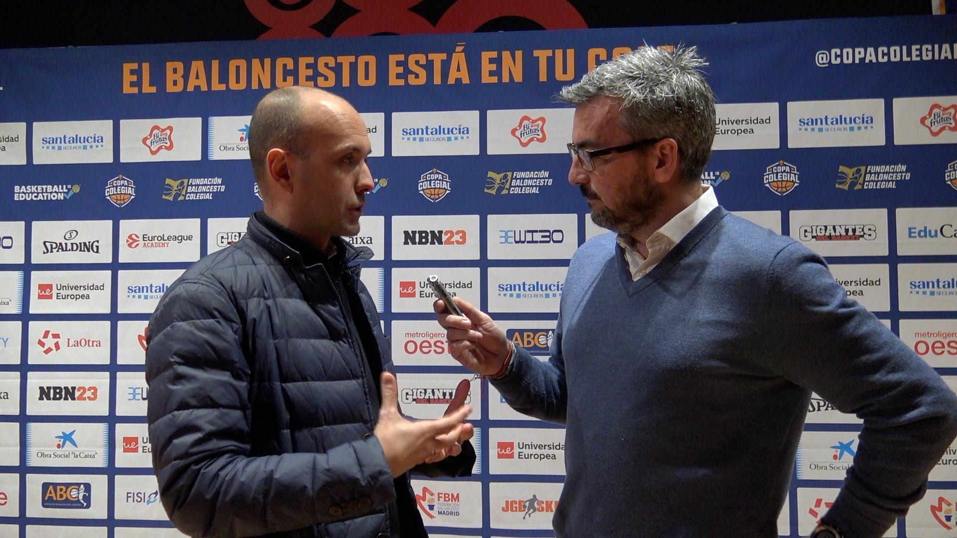Entrevista: Paco López Varas. Decano Facultad CCAA