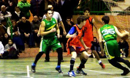 Videos: COIN vs Maristas Chamberí Masculino. Copa Colegial