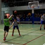 Highlights y Slowmotion. Recuerdo vs Virgen Atocha. Masculino. Copa Colegial 2019