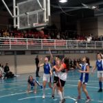 Videos: Agustiniano vs Pilaristas femenino. Copa Colegial 2019