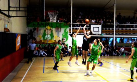 Videos: Arturo Soria – Patrocinio. Todo un partidazo de Baloncesto Colegial