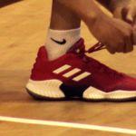 Abróchate bien las zapatillas. Consejos para jugadores