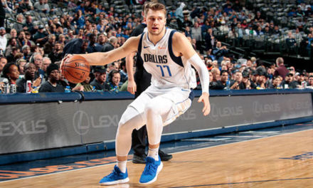 "Luka Doncic se queda fuera del ""All Star Game"""