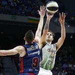 Copa del Rey 2019. Laprovittola sigue de dulce y se corona ante el Baskonia