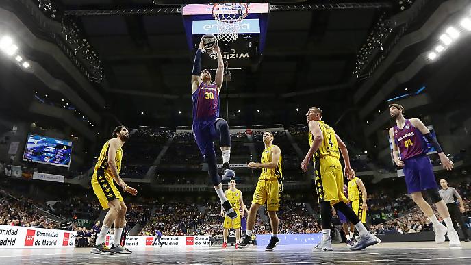 Copa del Rey 2019. Otra vez un Madrid–Barça por el título
