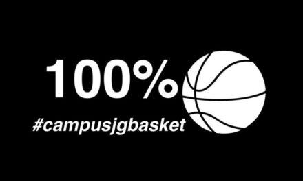 Formulario inscripción XVII Campus JGBasket 2019