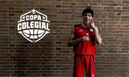 Entrevista a Álvaro Jímenez. Escolapios Pozuelo. Copa Colegial