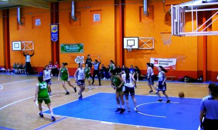 Videos: Semifinal femenina Copa Colegial 2019. Los Sauces Torrelodones vs Maristas San José del Parque