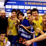 Entrevista a campeones Copa Colegial 2019. Colegio Estudio