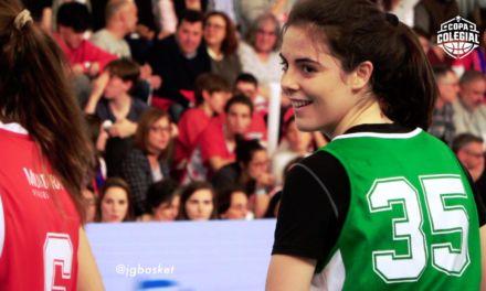 Final femenina Copa Colegial 2019. Joyfe vs Los Sauces Torrelodones