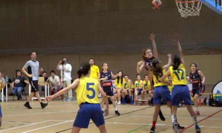 Final Pequecopa femenina. El Valle San Chinarro vs Menesiano