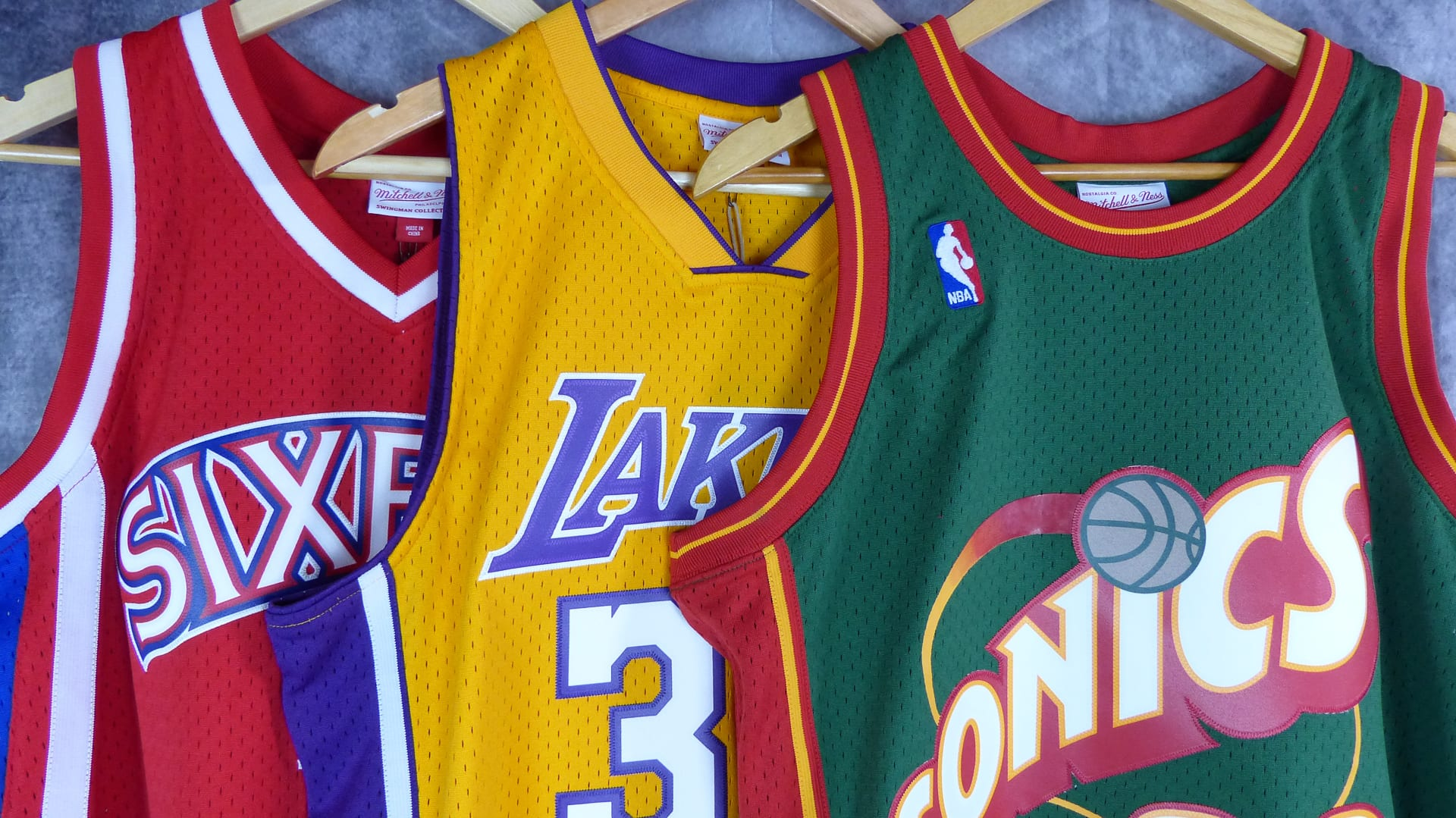 NBA retro. Hardwood Classic. Mitchell and Ness. Legendario, premiun y auténtico. La magia de la NBA de Hall of Fame