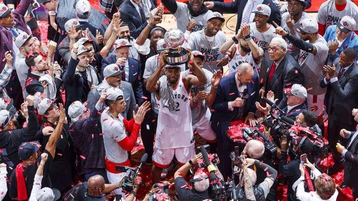 NBA. Los Raptors de Marc e Ibaka pelearán por el anillo ante los Warriors