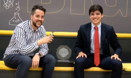 Premio BSAA. Álvaro Jiménez. Escolapios Pozuelo