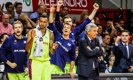 ACB. Real Madrid y Barça, a la final por la vía rápida