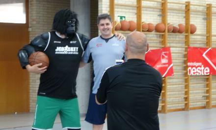 El Gorila JG se prepara para el XVII Campus JGBasket