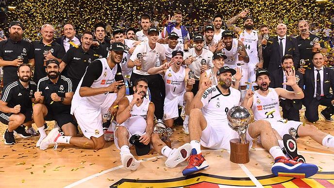 ACB. El Madrid de Laso amplía su leyenda
