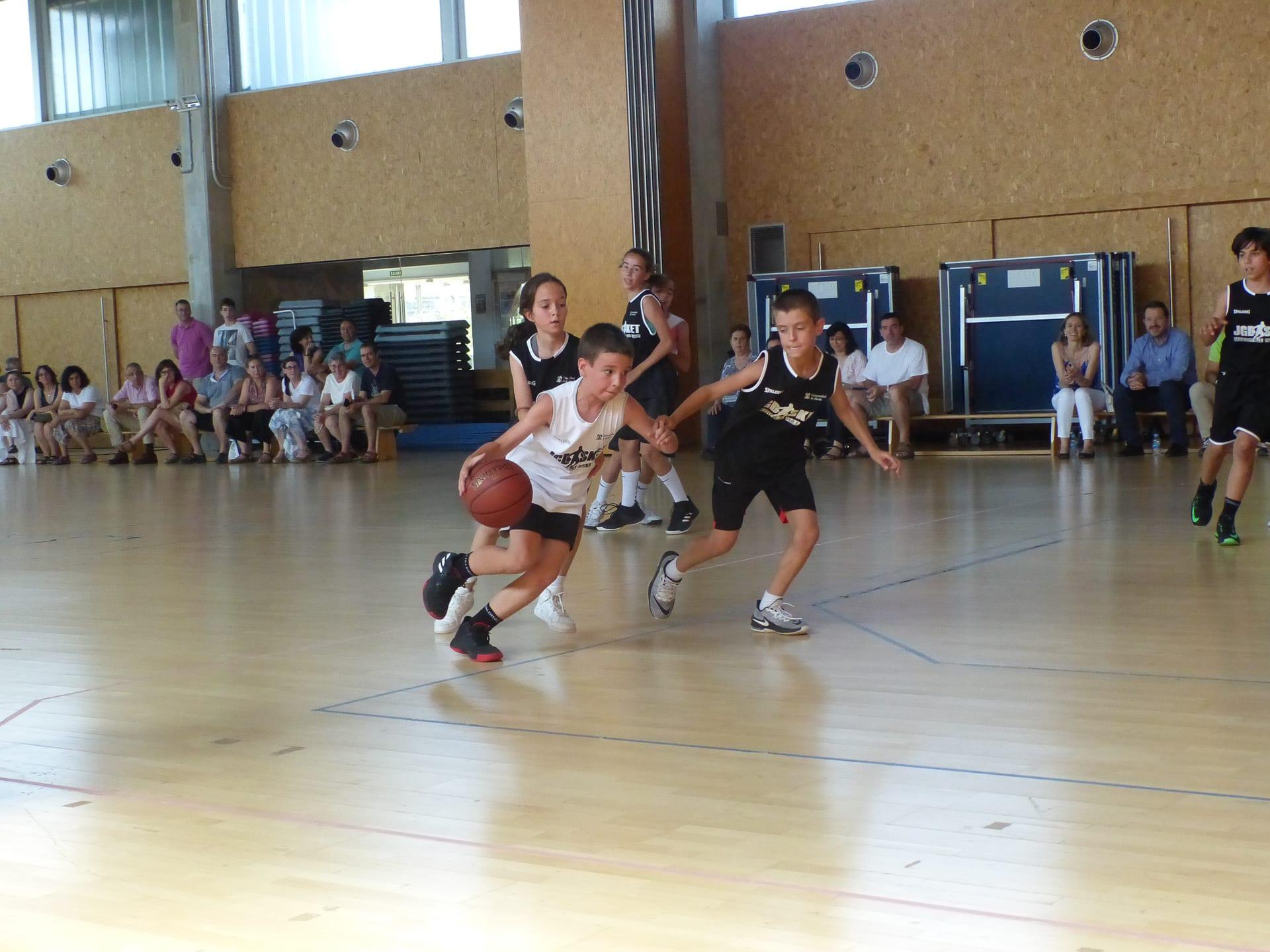 Clausurado el XVII Campus JGBasket.
