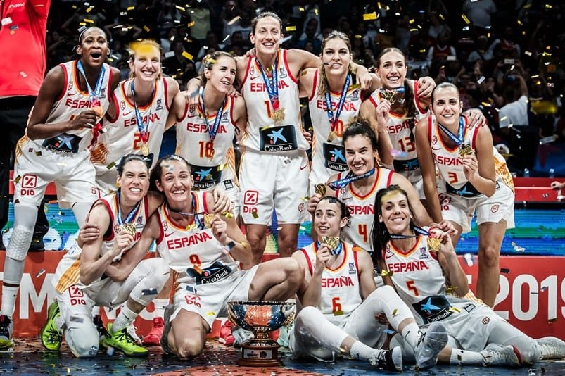 Eurobasket. España sigue reinando en Europa