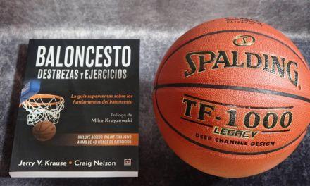 Un clásico editado ahora en castellano: Baloncesto, destrezas y ejercicios.