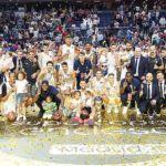 Supercopa Endesa. En el Madrid, la vida sigue igual