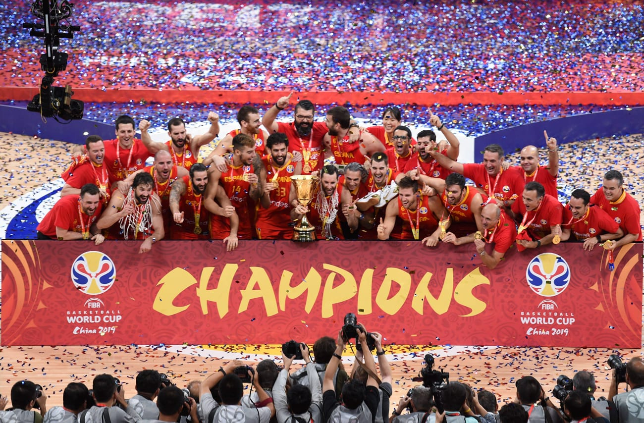 Mundial 2019. España, campeona del mundo