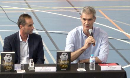 Antonio Martín: Fernando Martín escribía libros pero no con papel y boli.