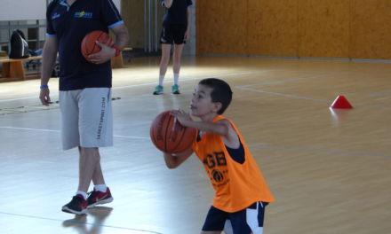 Claves del Baby Basket (I). Los primeros pasos en el baloncesto