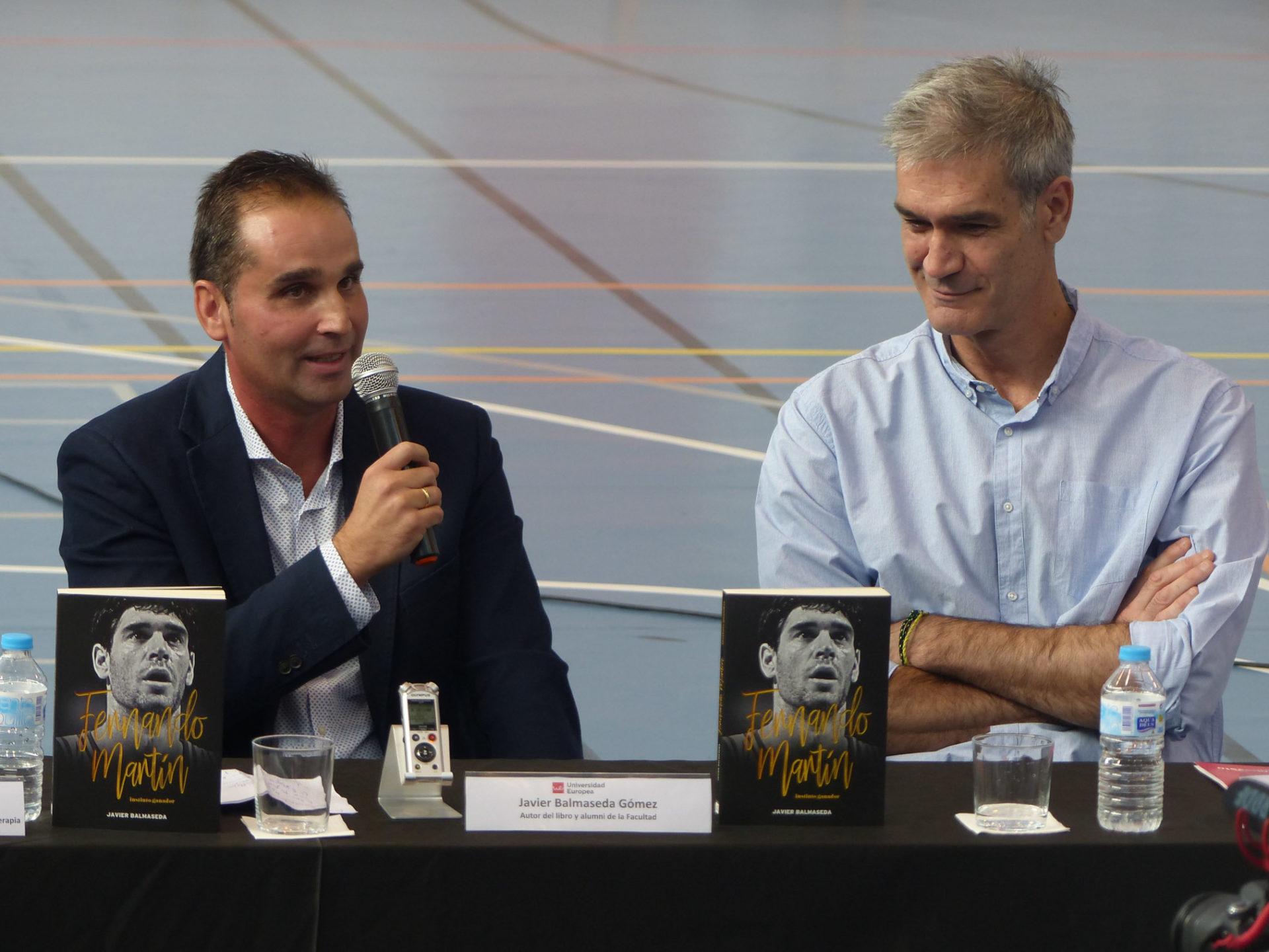 Fernando Martín, inconformista y ganador. Entrevista a Javier Balmaseda.