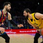 Efes y Real Madrid dominan la Euroliga