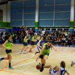 Liceo Sorolla vs Liceo Europeo femenino. Copa Colegial. Partido, highlights y entrevistas.
