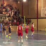 Escolapios Pozuelo – SEK Ciudadcampo. Copa Colegial 2020