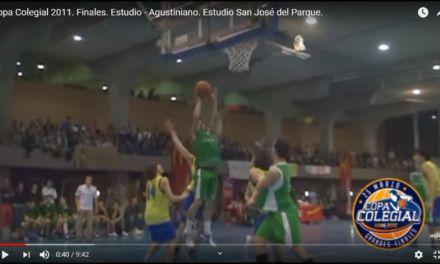 Clásicos: Finales Copa Colegial 2011. Estudio – Agustiniano // Estudio – San José del Parque.