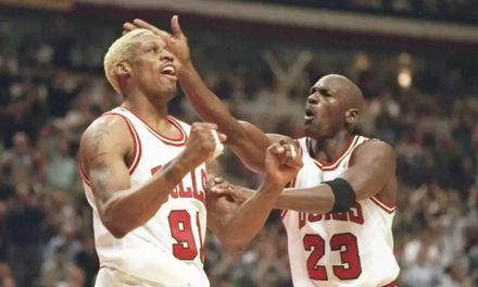 Dennis Rodman, un reboteador extravagante