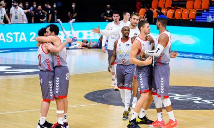 Fase Final Excepcional. Burgos hace historia y se mete en semifinales