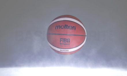 Molten BG-4500. Video 360º, análisis y sensaciones.