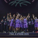 Un espectacular San Pablo Burgos gana la Champions