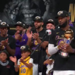 Los Angeles Lakers gana a Miami Heat y logran su 17º campeonato de la NBA. Lebron MVP