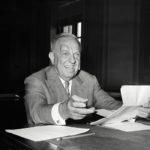 "Maurice Podoloff, un ""presidente"" atípico"