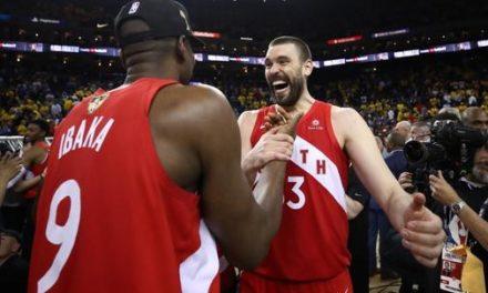 El mercado NBA se acelera: Marc Gasol, a los Lakers e Ibaka, a los Clippers