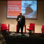 Lolo Sainz recibe un merecido homenaje en la Universidad Europea de Madrid