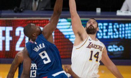 Brooklyn y Clippers arrancan con victoria en el estreno de la NBA