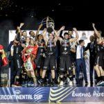 Un gran San Pablo Burgos levanta la Copa Intercontinental