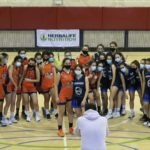 Alameda de Osuna vs Newman femenino. Cuartos Final Copa Colegial Madrid. Streaming partido y highlights en slowmotion