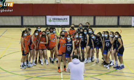 Alameda de Osuna vs Newman femenino. Cuartos Final Copa Colegial Madrid. Streaming partido y highlights en slowmotion
