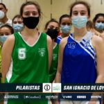 Video: Pilaristas vs Los Sauces Torrelodones femenino. Octavos Final Copa Colegial Madrid